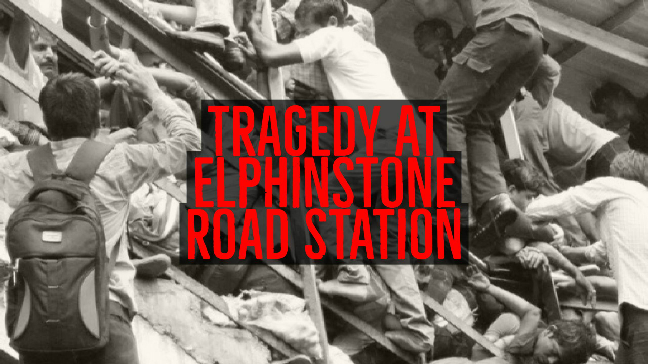 22 People Dead And At Least 25 More Injured In A Stampede At Mumbai's Elphinstone Road Station,