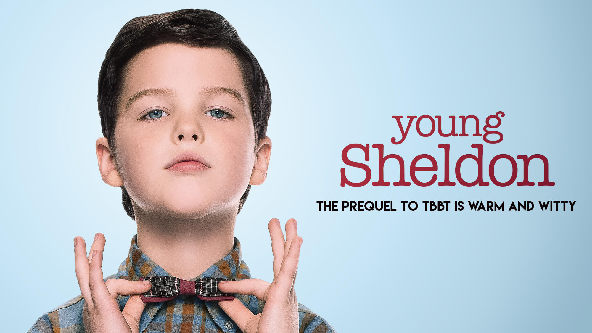 Sheldon Cooper,Young Sheldon, tv series