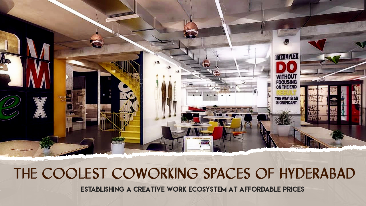 Co-working Space in hyderabad,Uber co-working space