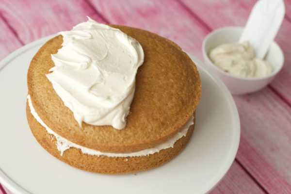Dairy Free Sponge Cake With Oil