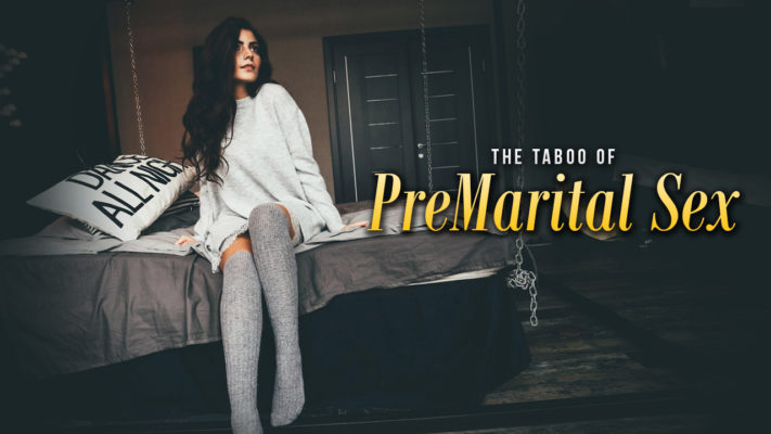 Indians view on premarital sex
