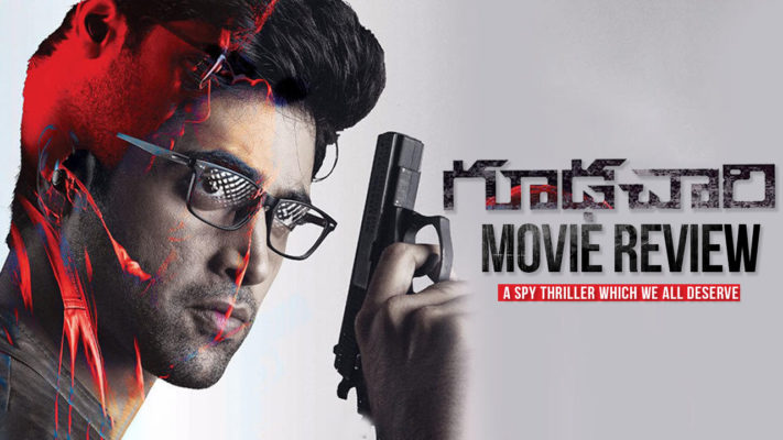 Voxspace Review Goodachari The Spy Thriller Is Perhaps