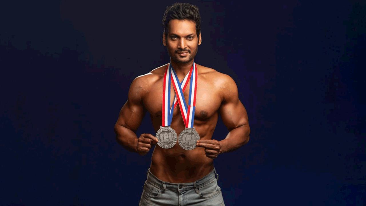 raja narendra bodybuilding